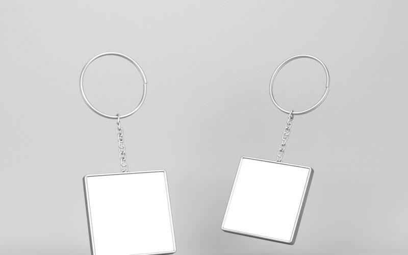 sleutel hanger bedrukken